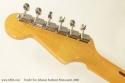 Fender Eric Johnson Sunburst Stratocaster 2005