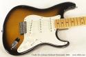 Fender Eric Johnson Sunburst Stratocaster 2005 top