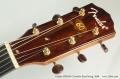 Fender ESM-60 Cocobolo Steel String, 2006 Head Front