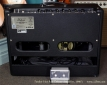 Fender Hot Rod Deluxe Amp 1990s  back