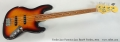 Fender Jaco Pastorius Jazz Bass® Fretless, 2014 Full Front View
