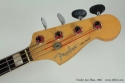 Fender Jazz Bass 1966 head front