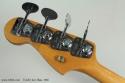 Fender Jazz Bass 1966 head rear