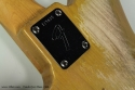 Fender Jazz Bass 1966 neckplate