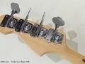 Fender Jazz Bass  1978 head rear