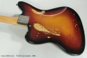 Fender Jazzmaster 1959 back