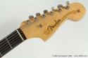 Fender Jazzmaster 1959 head front view