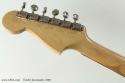 Fender Jazzmaster 1959 head rear view