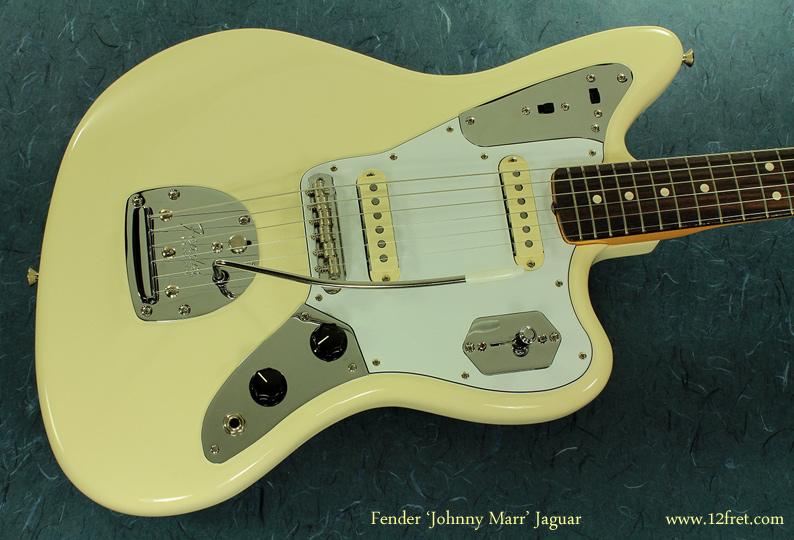 Fender Johhny Marr Jaguar Top: Johnny Marr Fender Jaguar Wiring At Shintaries.co