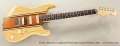 Fender American Longboard Stratocaster Limited Edition, 2015 Full Front View