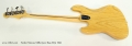 Fender Marcus Miller Jazz Bass MIJ, 1995 Full Rear View