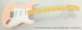 Fender Stratocaster Made in Japan, Shell Pink, 1996 Full Front View
