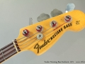 Fender Mustang Bass Sunburst, 1971 Head Front