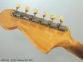 Fender Mustang, Red, 1965 Head Rear