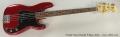 Fender Nate Mendel P-Bass, 2013 Full Front View