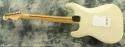 Fender Custom Shop NOS 1956 Strat 2000 ful rear view