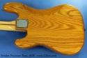 Fender Precision Bass, 1978 back