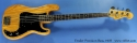 Fender Precision Bass, 1978 full front