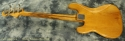 Fender Precision Bass 1959 Refinished full rear view