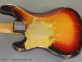 Fender Precision Bass 1963 back