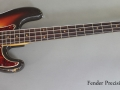 Fender Precision Bass 1963 full front view