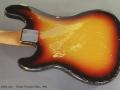 Fender Precision Bass 1964 back
