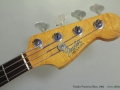 Fender Precision Bass 1964 head front