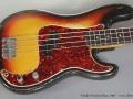 Fender Precision Bass 1964 top