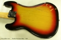 Fender Precision Bass 1967 back