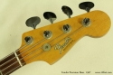 Fender Precision Bass 1967 head front