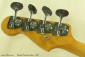 Fender Precision Bass 1967 head rear