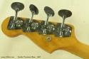 Fender Precision Bass 1967 head rear