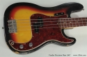 Fender Precision Bass 1967 top