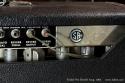 Fender Pro Reverb Blackface 1966 Amp back panel