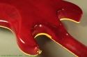 Fender Robben Ford Model Sunburst 1993 Neck Joint Detail View