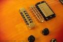 Fender Robben Ford Model Sunburst 1993 Controls Detail View