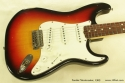 Fender Stratocaster Sunburst 1969 top