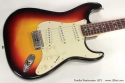 Fender Sunburst Stratocaster 1972 top