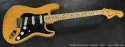 Fender Stratocaster Natural 1973 full front view