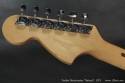 Fender Stratocaster Natural 1973 head rear view