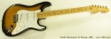 Fender Stratocaster 57 Reissue 1986 full front view