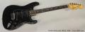 Fender Stratocaster Black, 1979 Full Front View