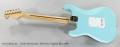 Fender Stratocaster '58 Reissue Daphne Blue, 1997 Full Rear View