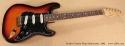 Fender Custom Shop Stratocaster 1995 full front view