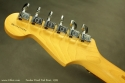 Fender Hardtail Stratocaster 1999 head rear