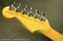 Fender Hardtail Stratocaster 1999 head rear