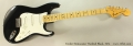 Fender Stratocaster Hardtail Black, 1974 Full Front View