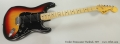 Fender Stratocaster Hardtail, 1977 Full Front View