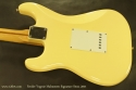 Fender Yngvie Malmsteen Signature Strat 2001 back