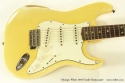 Fender Stratocaster Olympic White 1970 top